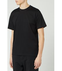 y-3 men's craft short sleeve t-shirt - black - l