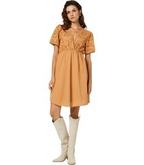 mini dress short sleeve