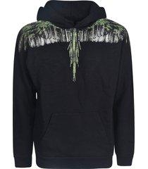 marcelo burlon wood wings hoodie