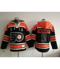 philadelphia flyers 9 ivan provorov stadium hockey pullover hoodie jersey