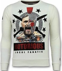 sweater local fanatic notorious mcgregor warrior