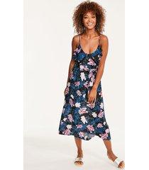 moonflower midi dress