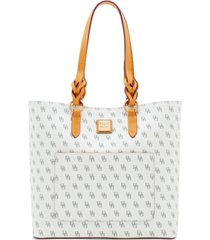 dooney & bourke blakely signature pammy tote