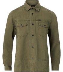 skjorta military worker shirt