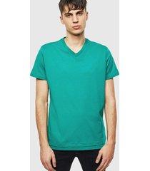 polera t cherubik new t shirt 5ik verde diesel