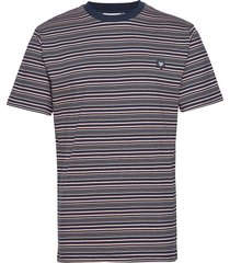 aarhus t-shirts short-sleeved blå minimum