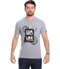 camiseta javali moves mescla