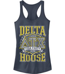 fifth sun animal house toga party at the delta house ideal racer back tank