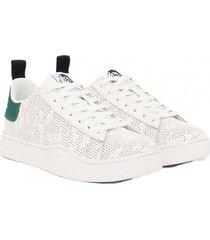 zapatillas s clever low lace sneakers blanco diesel