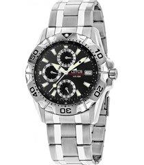 reloj 15301/6 negro lotus hombre multifuncion