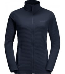 jack wolfskin vest women modesto jacket midnight blue