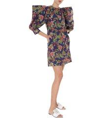 givenchy printed dress