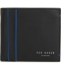 men's ted baker london passing leather wallet -
