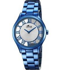 reloj 18397/1 azul lotus mujer trendy lotus