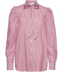 day meyve overhemd met lange mouwen rood day birger et mikkelsen