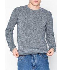 solid arda knit tröjor grå melange