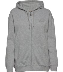biccari fzh hoodie trui grijs napapijri
