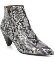 franco sarto dare 2 booties women's shoes