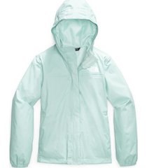 chaqueta resolve reflective verde the north face
