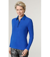poloshirt mona royal blue