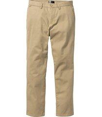 pantaloni chino regular fit straight (beige) - bpc bonprix collection