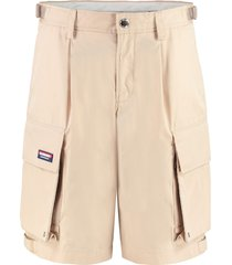 burberry cotton cargo-shorts