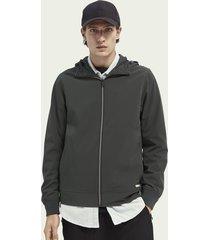 scotch & soda hooded jacket
