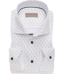 john miller shirt mouwlengte 7 tailored fit