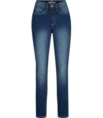 jeans elasticizzati ultra morbidi skinny (blu) - john baner jeanswear
