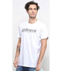 camiseta element bump masculina