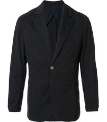 venroy unlined classic blazer - blue