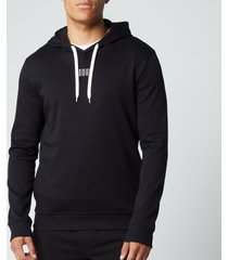 hugo men's dondy203 hoodie - black - xxl