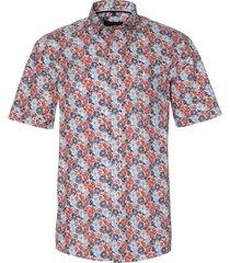 casa moda overhemd - regular fit - rood