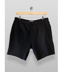 mens navy classic jersey shorts