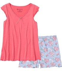 pigiama corto (fucsia) - bpc selection