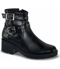 botas krystel negro croydon