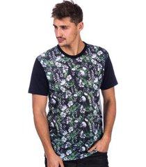 camiseta long island caveiras masculina