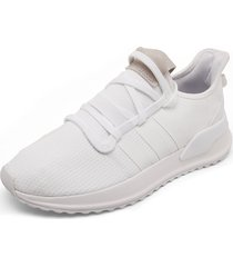 tenis blanco adidas originals path run