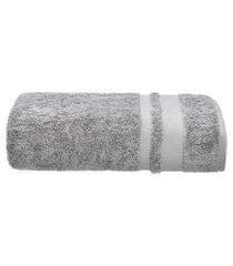 toalha de rosto lorenzi 48 cm x 80 cm - trussardi