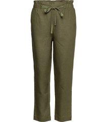 trousers pantalon met rechte pijpen noa noa