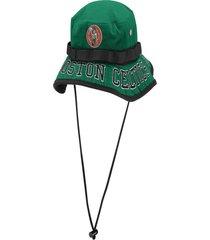 gorro boonie nba boston celtics verde mitchell and ness