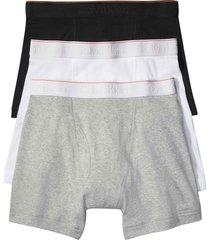 heron preston for calvin klein set of three boxer shorts - black
