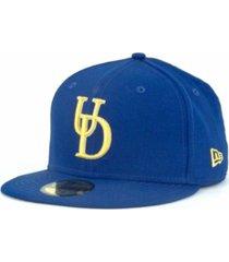 new era delaware blue hens 59fifty cap