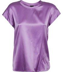 farida blouse satijn stretch