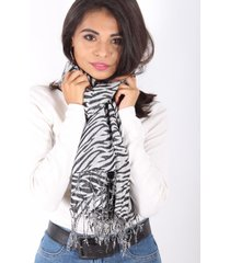 pashmina animal print spiga 31 lurex