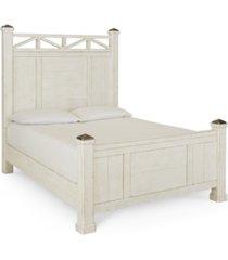 trisha yearwood homecoming california king post bed