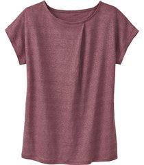 linnen-jersey shirt, bes 40/42