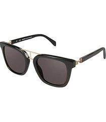 52mm oversized square sunglasses