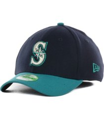 new era seattle mariners team classic 39thirty kids' cap or toddlers' cap