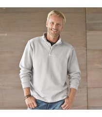 pebble 1/4 zip